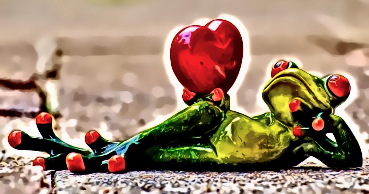 Η βατραχίνα, λαϊκό παραμύθι από το Τιρόλο