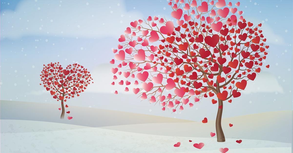 Τα δέντρα της αγάπης, μια ιστορία της Τζένης Μαλανδρένη