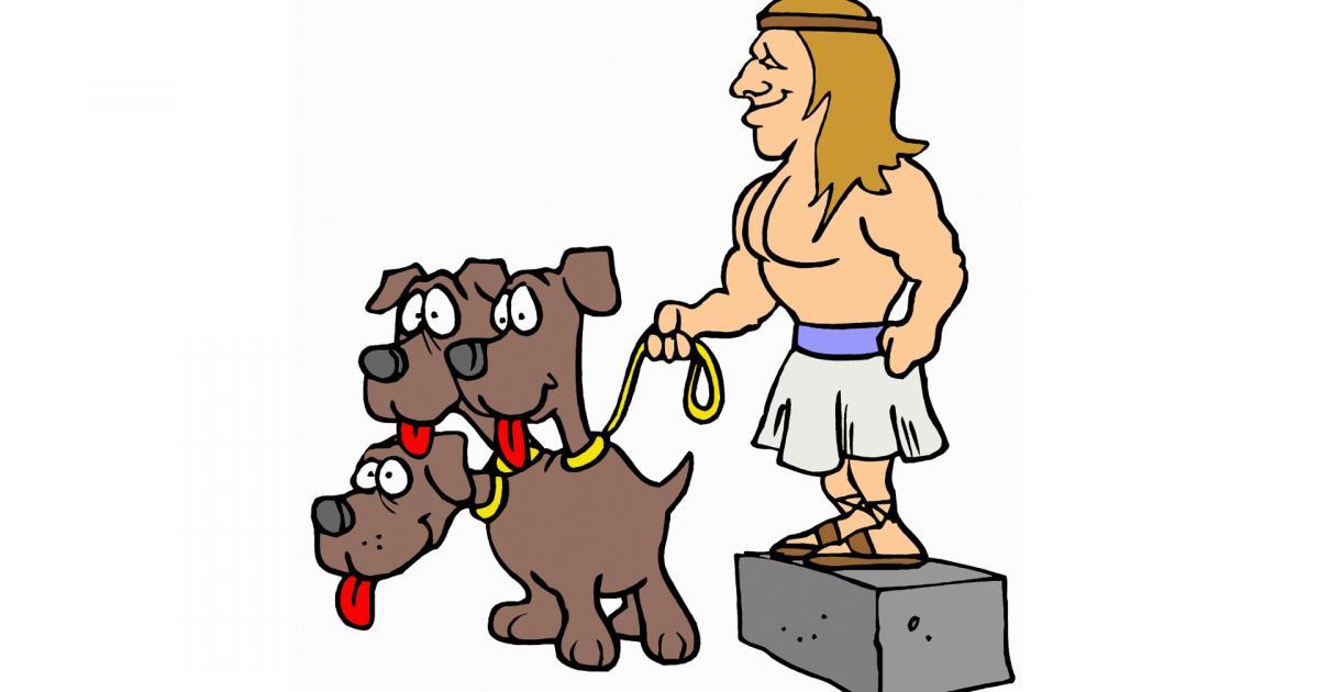 Ο Ηρακλής και οι δώδεκα άθλοι