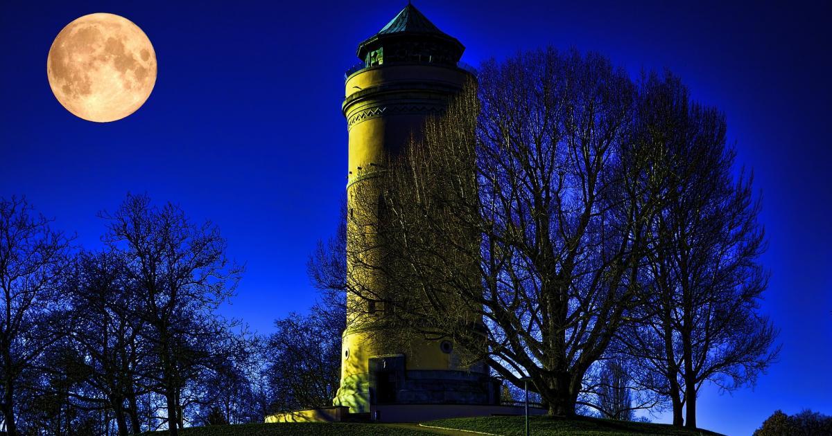 Παραμύθι: Ο Μαγεμένος Πύργος (Αδελφοί Γκρίμ)