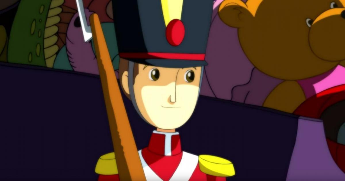 Ο μολυβένιος στρατιώτης