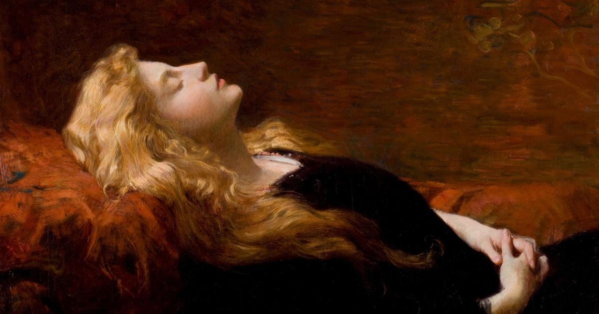 Παραμύθι: Η Ωραία Κοιμωμένη (Σαρλ Περώ: La Belle au bois dormant)