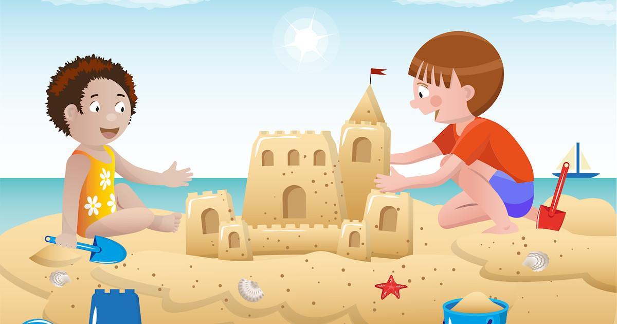 Παραμύθι: Η άμμος, της Άννας Πατσώνη