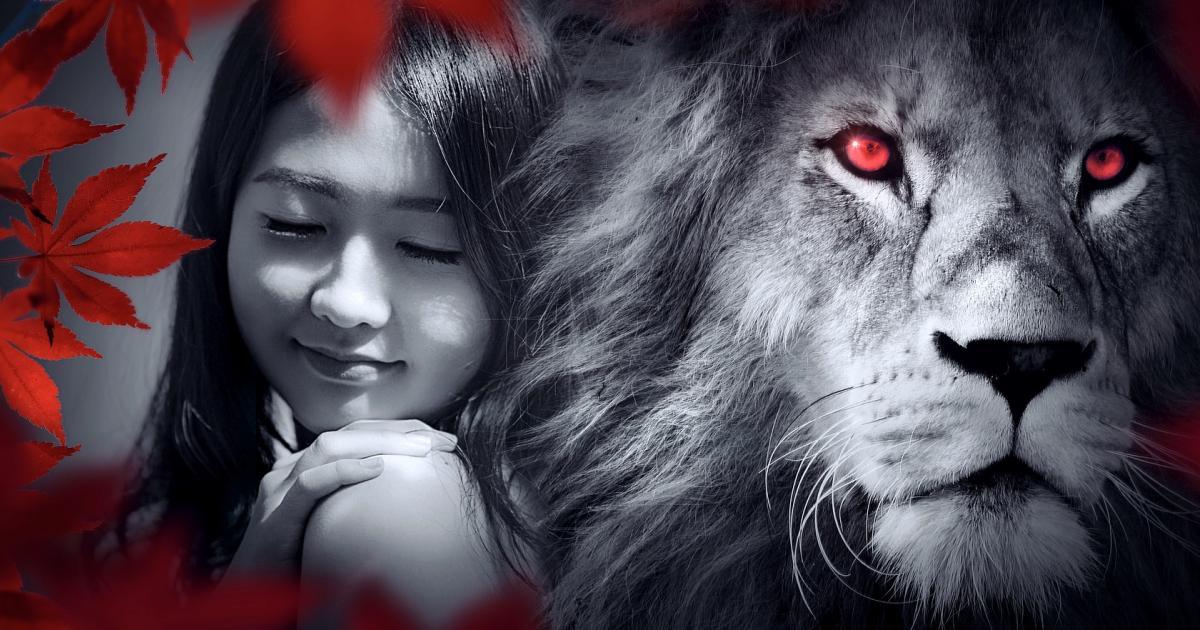 Παραμύθι: Η κόρη και το λιοντάρι (εικόνα pixabay)