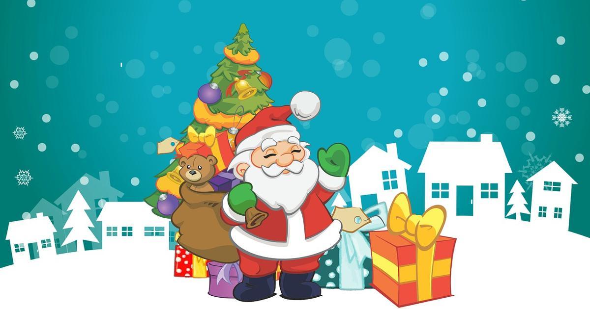 Παραμύθι: Ο μικρός Ντιν και ο Άγιος Βασίλης της Σοφίας Νόνα