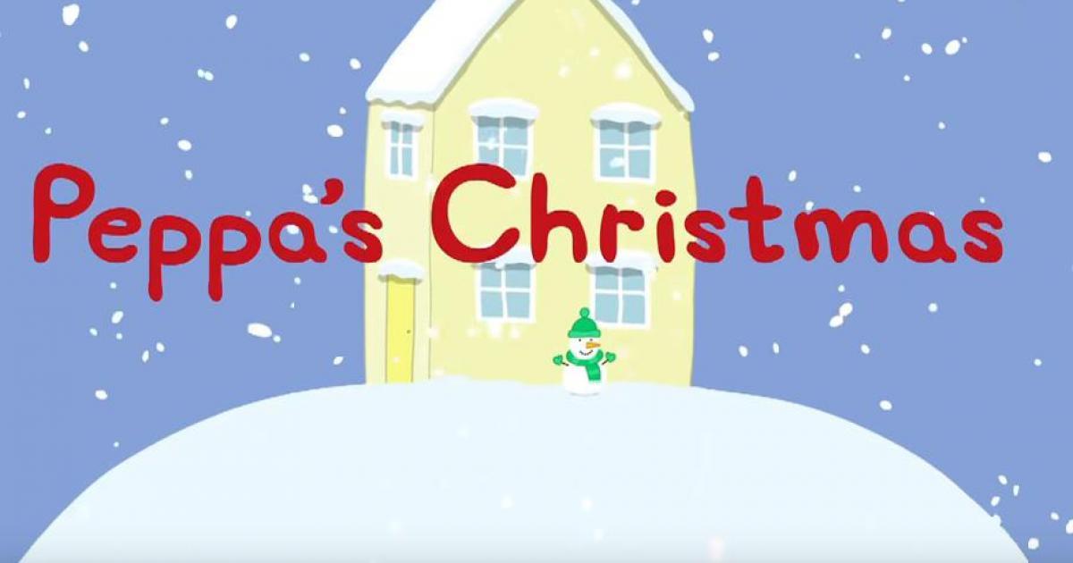Πέππα το Γουρουνάκι - Ολα τα Χριστουγεννιάτικα επεισόδια