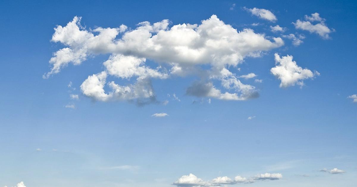Παραμύθι: Το συννεφάκι