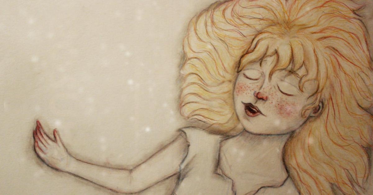 Παραμύθι: Το κοριτσάκι με τα σπίρτα, του Χ.Κ. Άντερσεν (Εικονα: salvi-burton)