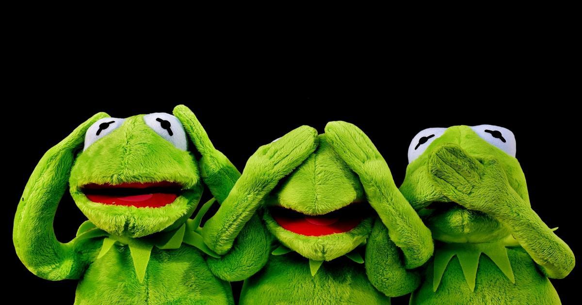 Ιστορία: Ο κουφός βάτραχος (εικόνα Pixabay)