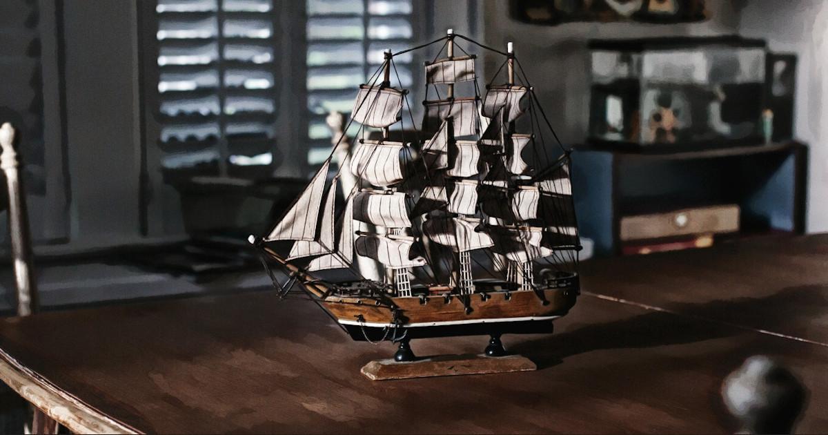 Άσπρα καράβια τα όνειρά μας, της Τζένης Μαλανδρένη