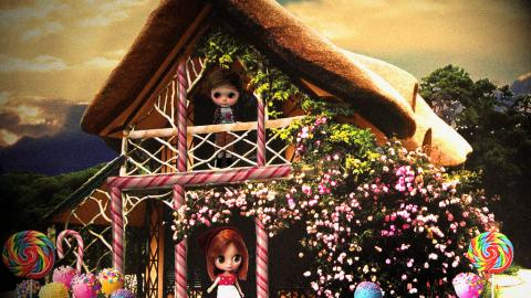 Hansel y gretel | by Freakysita (Flickr)